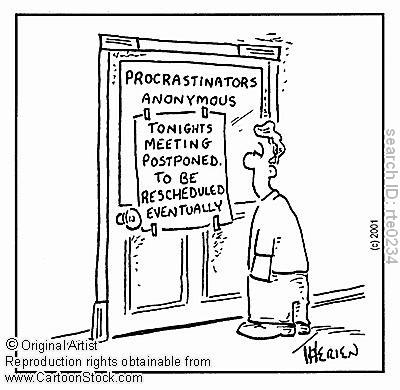 persuasive essay on procrastination The top 20 best persuasive essay topics for elementary school even our youngest students are not immune from the pressures of essay writing while it is good.